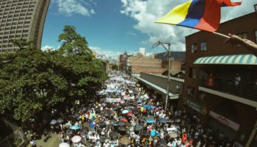 National Strike Colombia