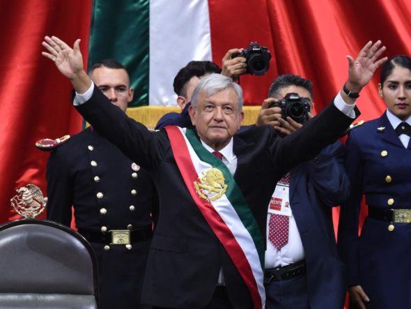 AMLO Mexico Security