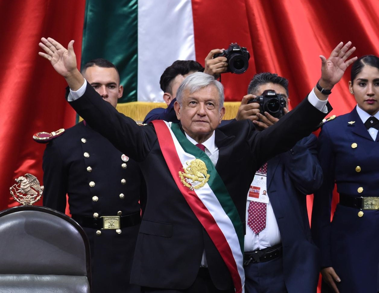 Is AMLO's approach to crime working after one year?