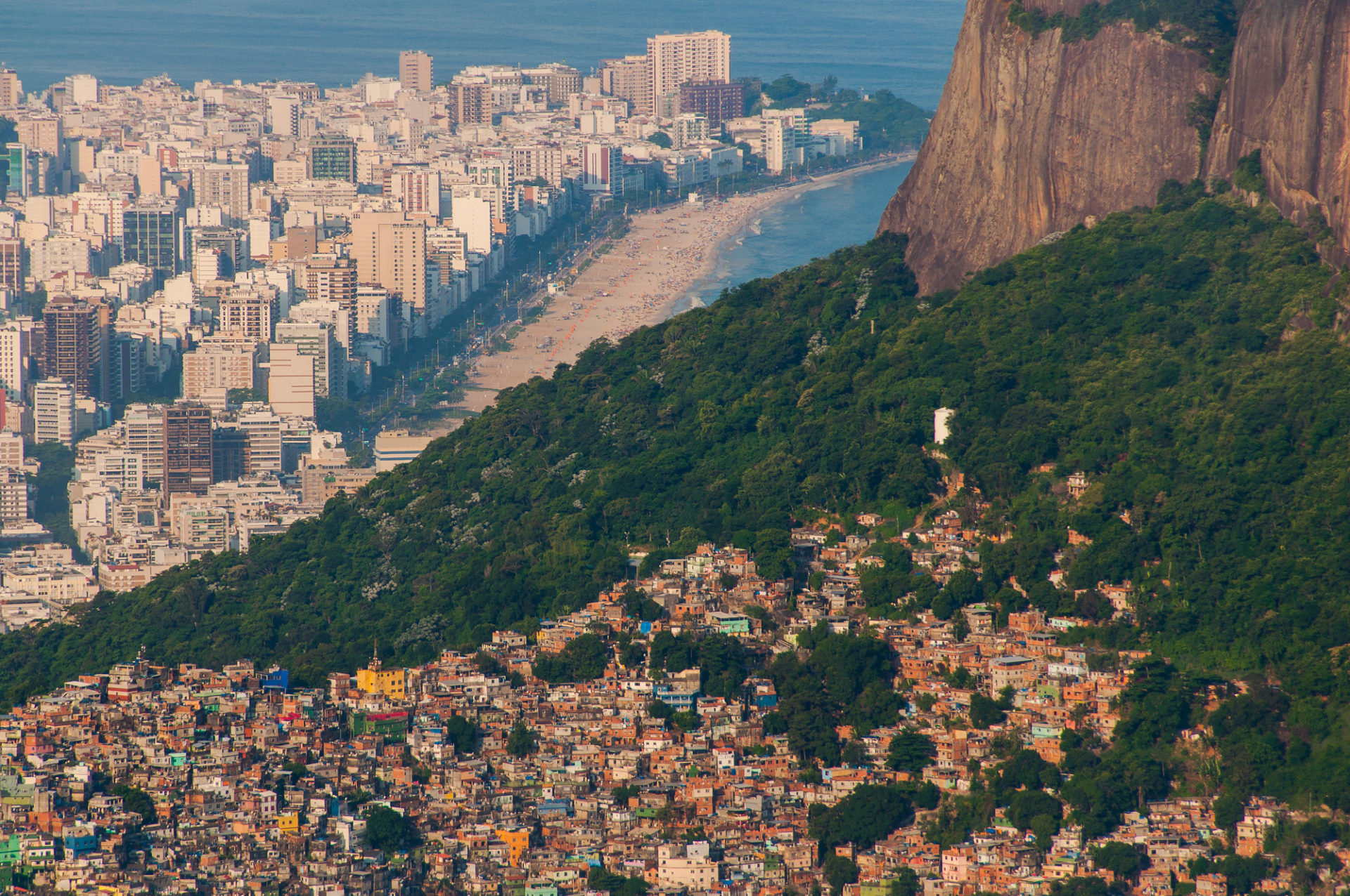 Latin America is more prosperous but less equal