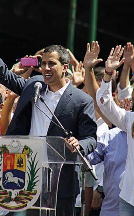 Juan Guaido Venezeula