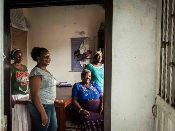 The women working towards Choco's future