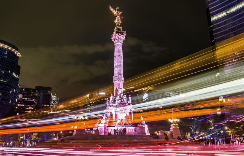 Angel of Mexico City