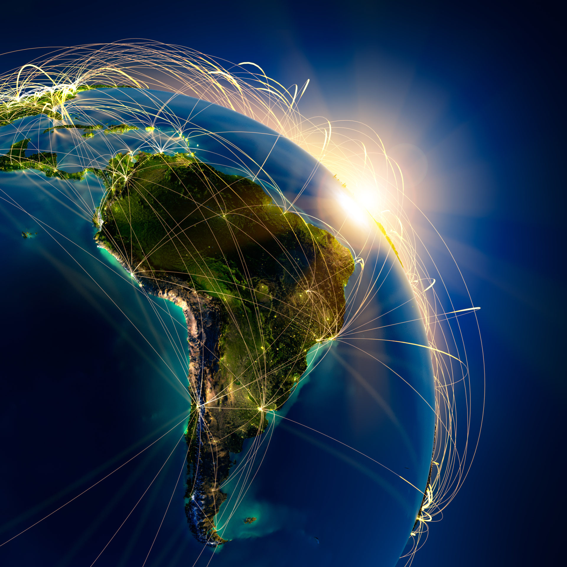 What's driving global tech companies to Latin America