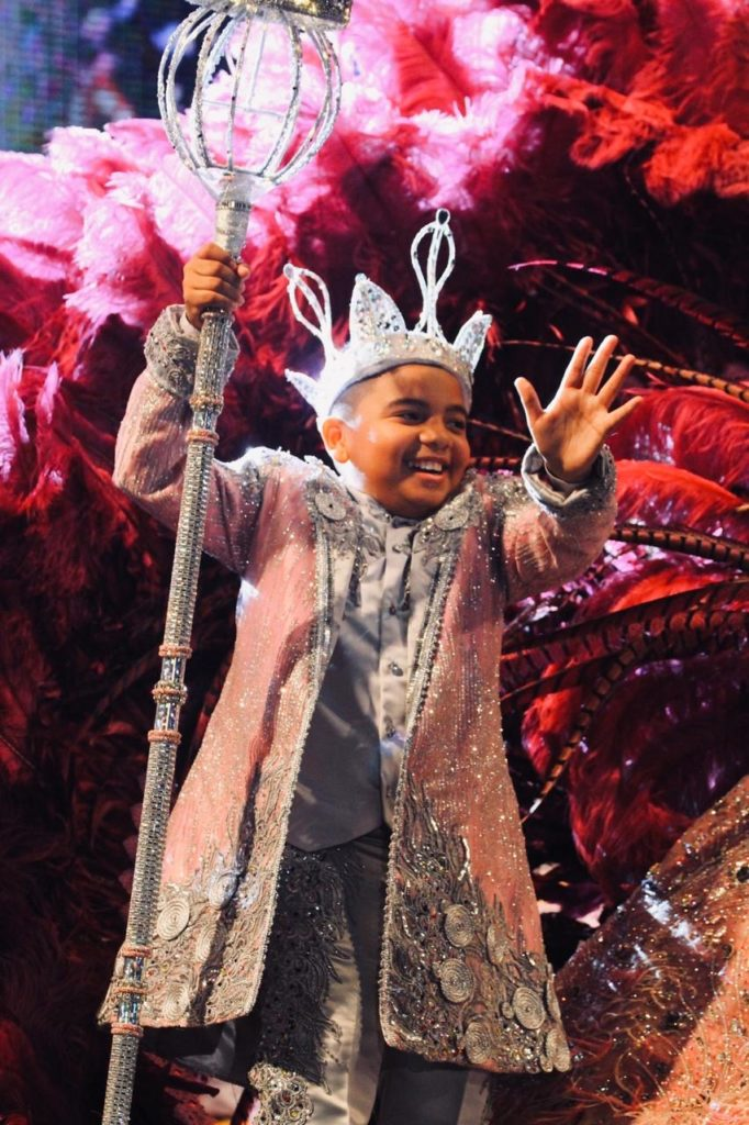 Children's Carnival Barranquilla 2020
