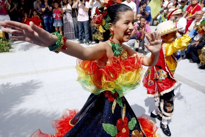 Barranquilla's Children's Carnival 2020