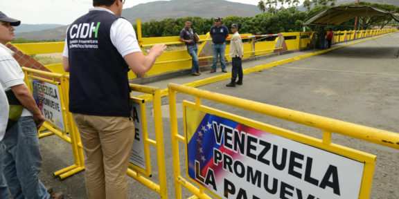 venezuela returnees
