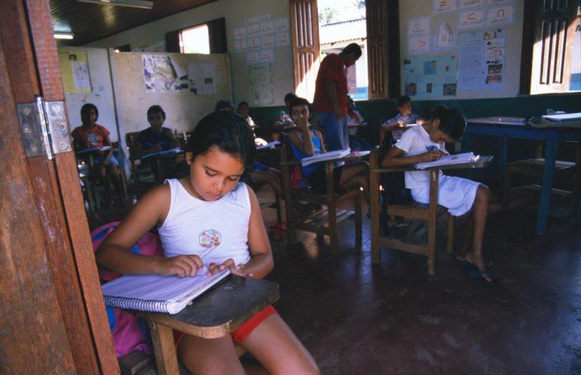 latin america students